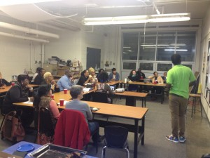 The Home School Alliance met on Thursday evening.