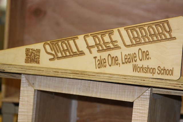 Small Free Library
